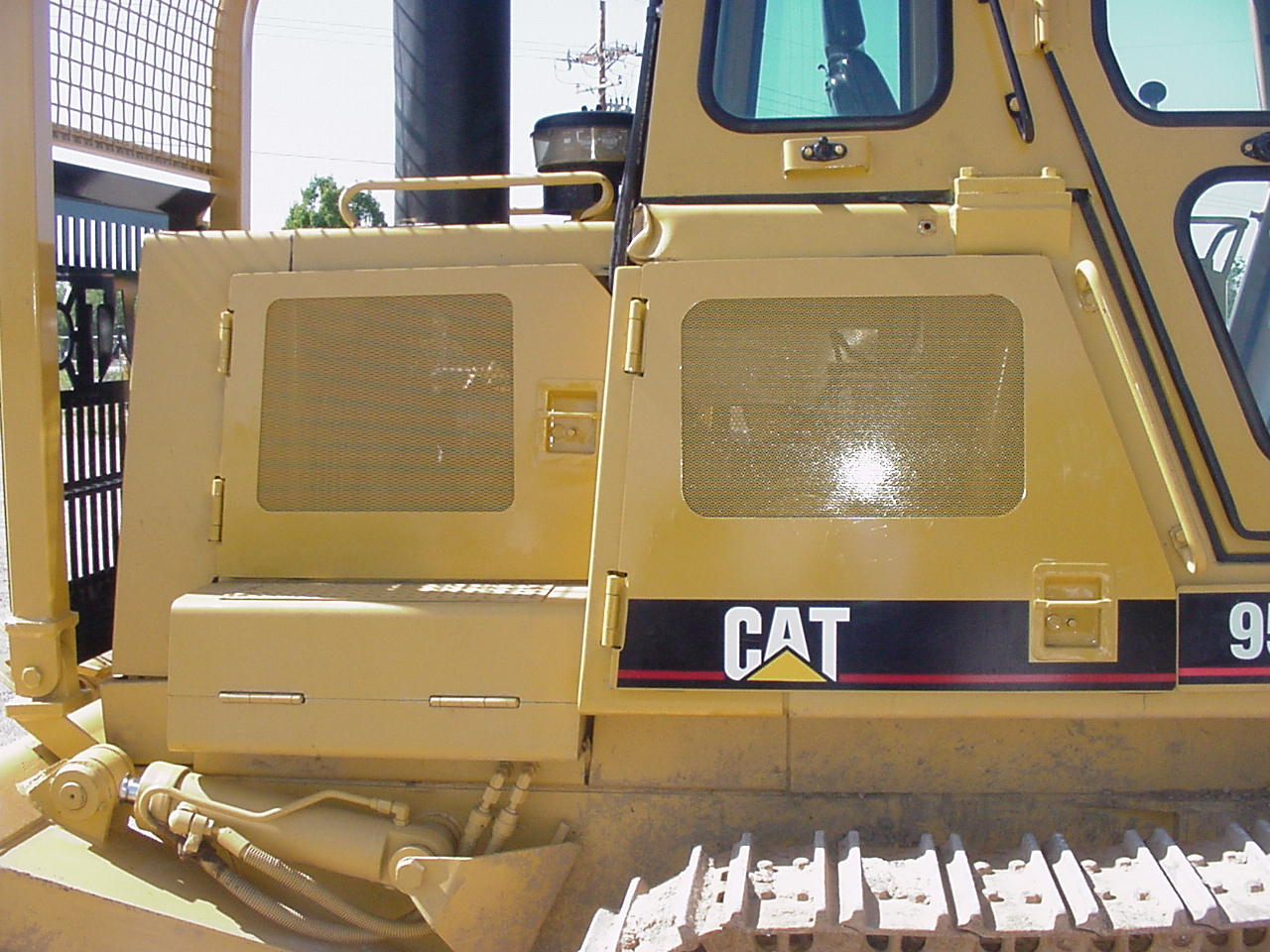 cat-953engenc120